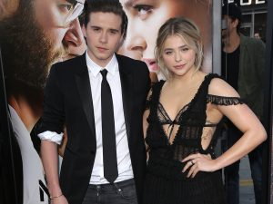 Mandatory Credit: Photo by Jim Smeal/BEI/Shutterstock (5685485q) Brooklyn Beckham and Chloe Grace Moretz 'Neighbors 2: Sorority Rising' film premiere, Los Angeles, America - 16 May 2016